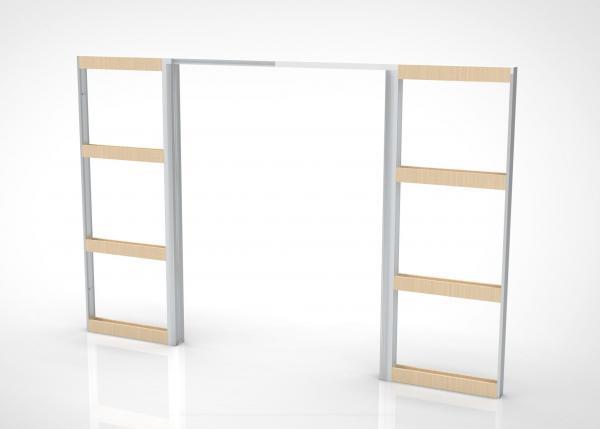 Double Cavity Slider - Premium Sliding Doors - Aluminium Doors
