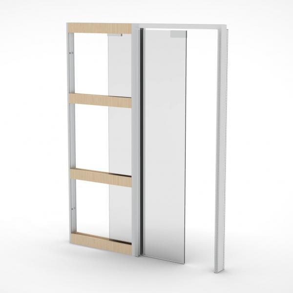 Glass Door Cavity Slider - Premium Sliding Doors - Cavity Sliding Door