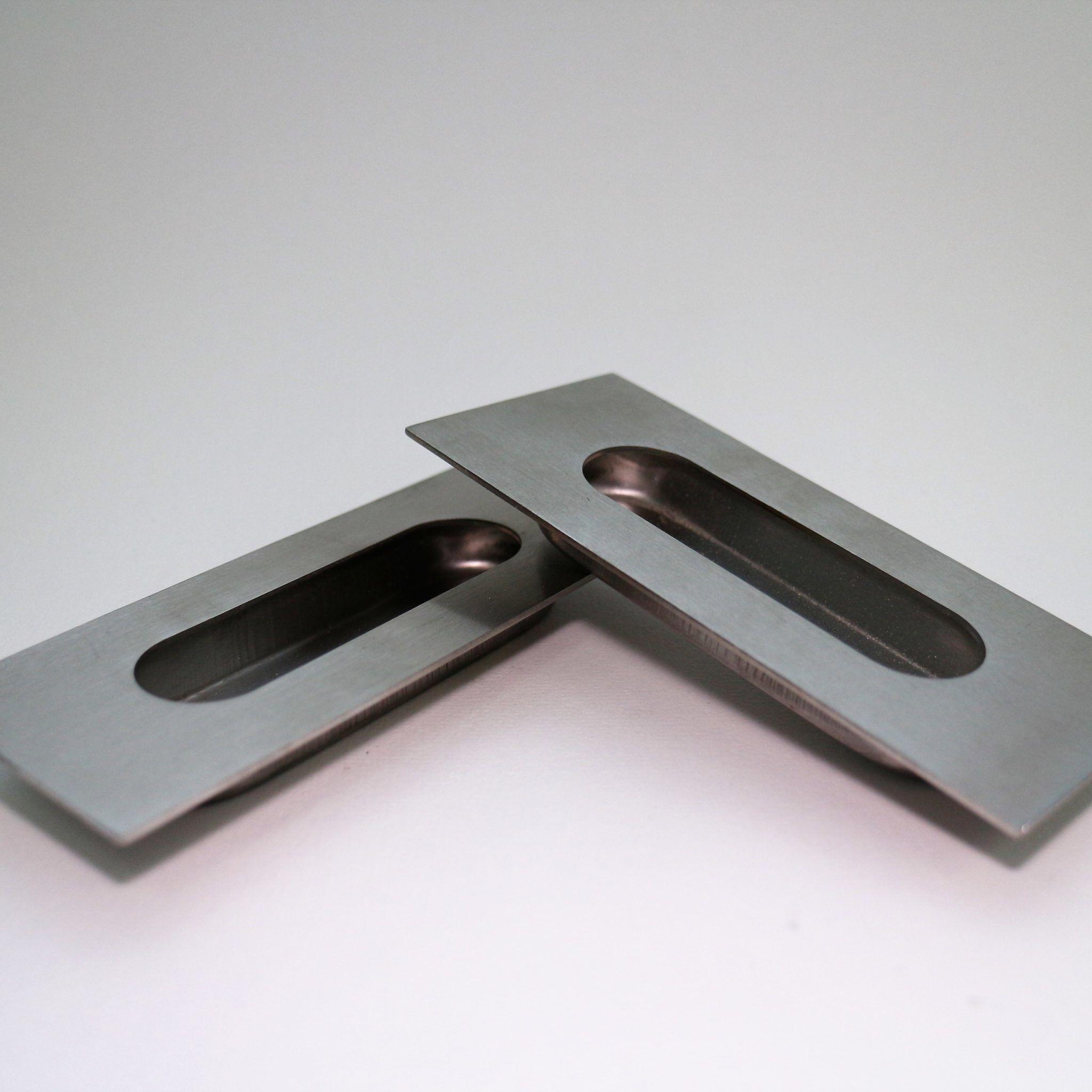 Flush Pull Handle Cavity Sliding Door Aluminium