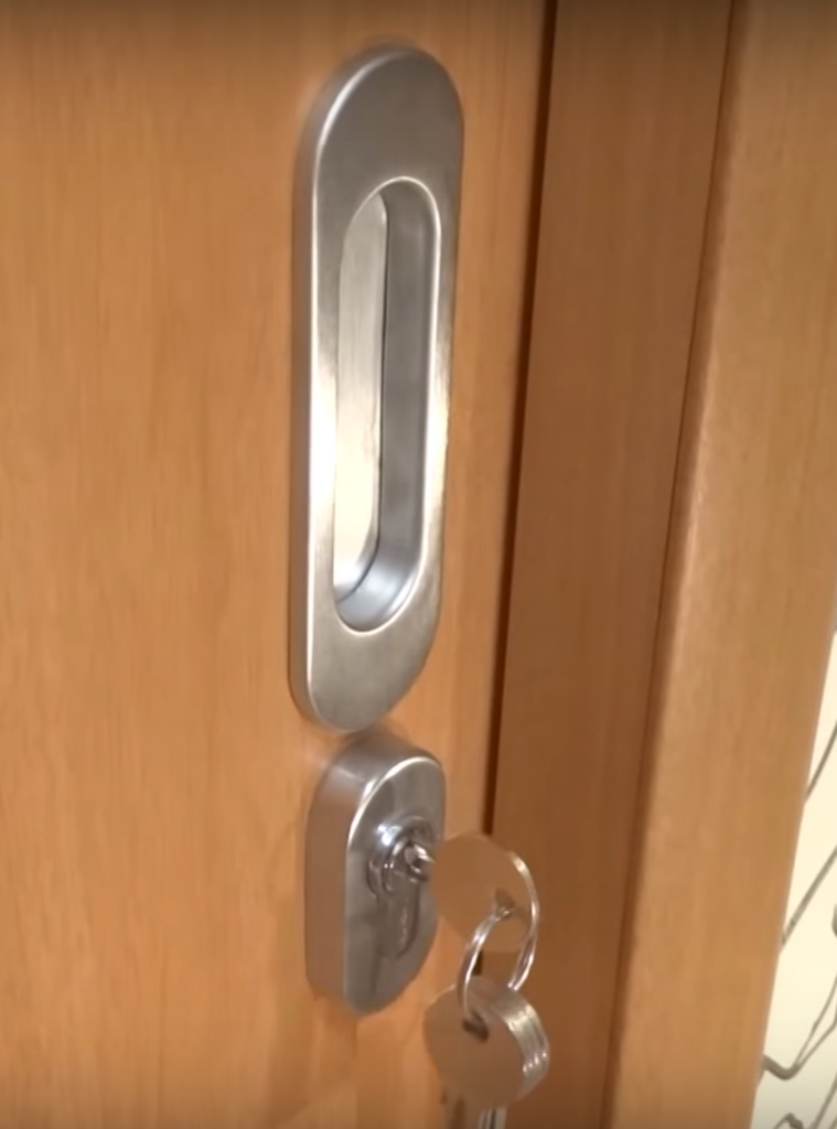 Cavity sliding door lock | Premiumslidingdoors Pty Ltd