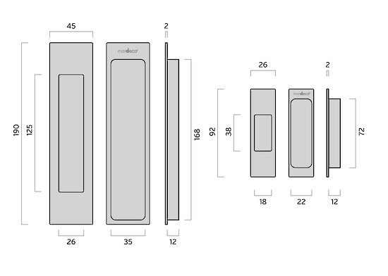 News On Mardeco Products: Sliding Doors Systems