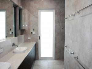 Cavity Sliding Doors are Also Ideal for Bathrooms
